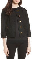 Kate Spade Women's Textured Tweed Jacket