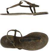 Pantofola D'oro Toe strap sandals