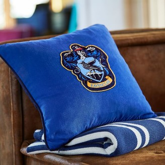Pottery Barn Teen HARRY POTTER House Patch Ravenclaw Pillow Cover