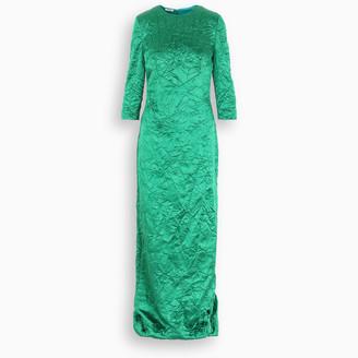 Miu Miu Green long dress