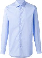 Z Zegna Popeline shirt - men - Cotton/Spandex/Elastane - 40