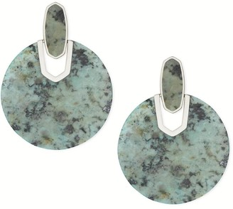 Kendra Scott Didi African Turquoise Earrings