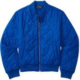 Ralph Lauren Quilted Bomber Jacket, Big Girls (7-16)
