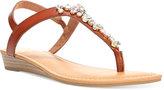 Fergalicious Tasso T-Strap Flat Sandals