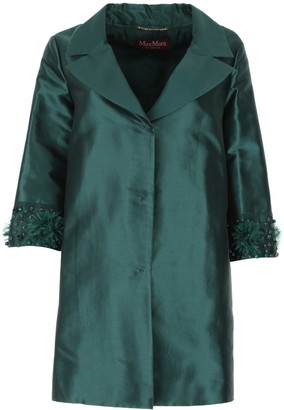 Max Mara Midi Duster Coat