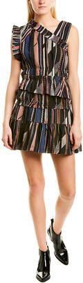 IRO Luren Southwest Mini Dress