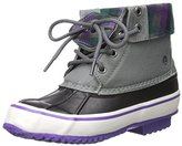 Northside Carrington Girl's Waterproof Lace-up Duck Boot