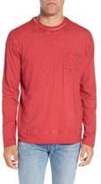 Vintage 1946 Men's Garment Dyed Double Crewneck T-Shirt