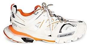 Balenciaga Men's Track Low-Top Sneakers