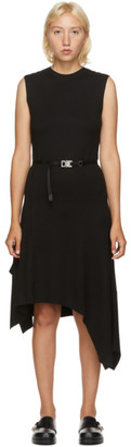 Alyx Black Two-Way Buckle Dress