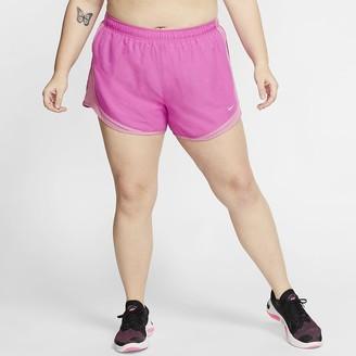 Nike Women's Running Shorts (Plus Size Tempo