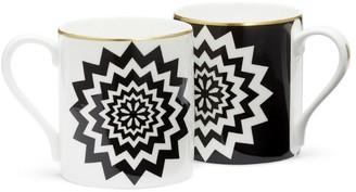 The Wolseley Porcelain Mugs (Set of 2)