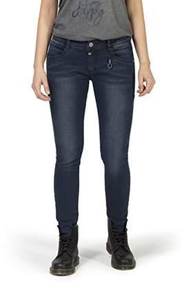 Timezone Women's Tight Trish Skinny Jeans, (Midnight Blue Wash 3068), 32W x 34L