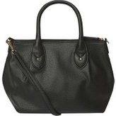Dorothy Perkins Womens Black Mini Soft Tote Bag- Black