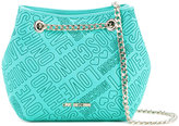 Love Moschino branded pouch bag - women - Polyurethane - One Size