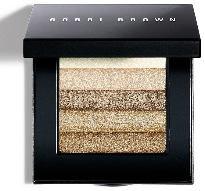 Bobbi Brown Shimmer Brick Compact in Beige