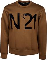 N°21 N.21 Logo Intarsia Sweatshirt