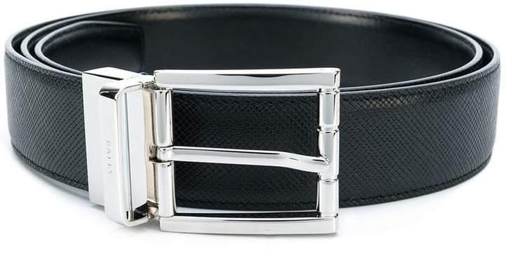 Bally textured belt