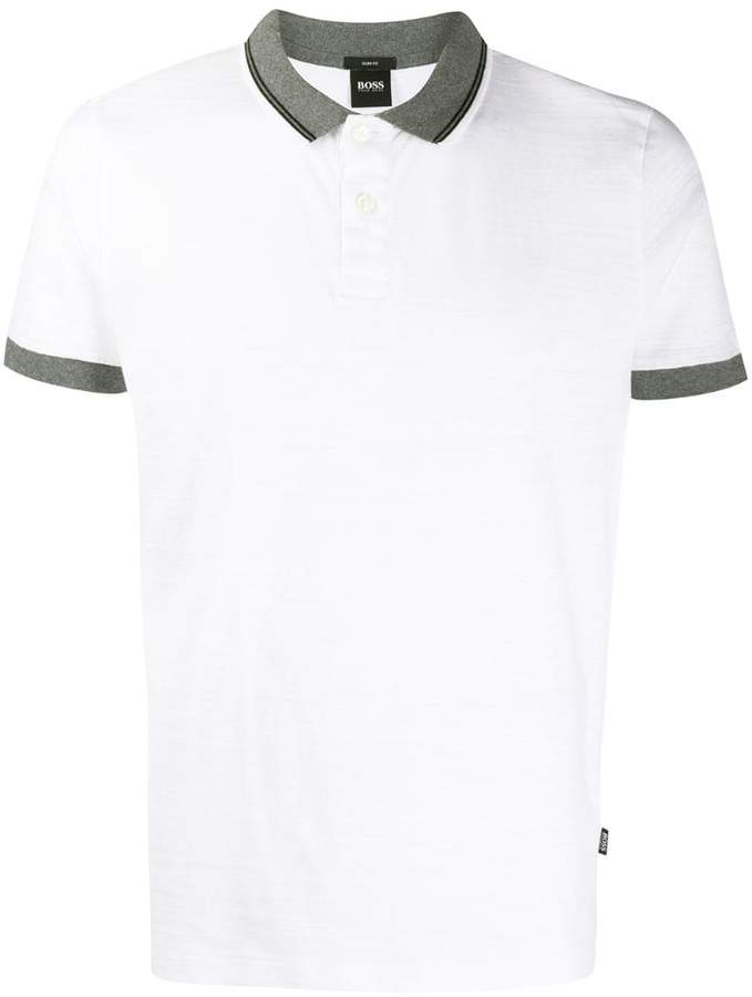 6e6b55c7c HUGO BOSS Men s Polos - ShopStyle