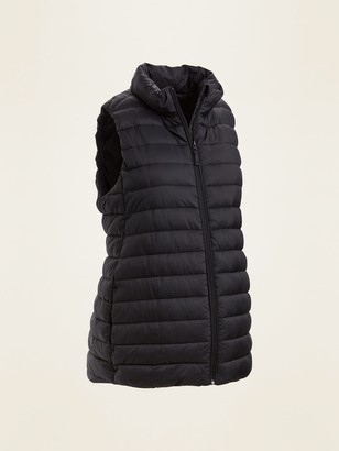Old Navy Maternity Narrow-Channel Puffer Vest