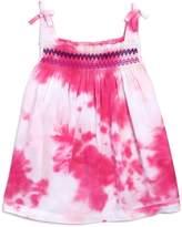 Design History Girls' Tie Dye Top