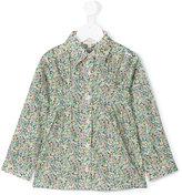 Cashmirino - Micro-floral print shirt - kids - Cotton - 2 yrs