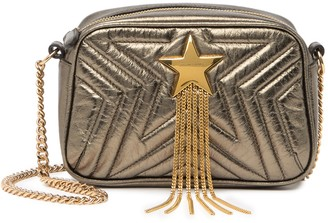 Stella McCartney Mini Star Quilted Camera Bag