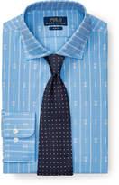Ralph Lauren Slim Pineapple-Stripe Shirt