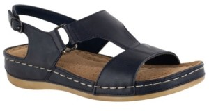 Easy Street Shoes Sami Comfort Sandals Women's Shoes