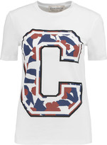 Etre Cecile Big C printed cotton-jersey T-shirt