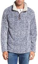 True Grit Men's High Pile Quarter Zip Pullover