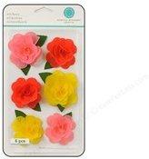 Martha Stewart Crafts Rose Stickers,