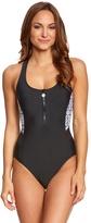 Next Women's Yoga Groove Aqua Powere One Piece Swimsuit 8149248