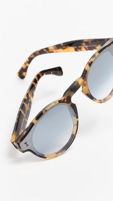 Illesteva One Point One Sunglasses