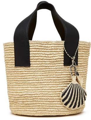 Sensi Studio Maxi Tote Bag with Charms