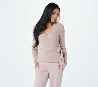 Barefoot Dreams CozyChic Ultra Lite Wrap Sweater