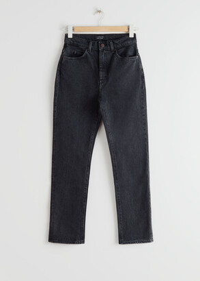 And other stories Slim High Waist Jeans