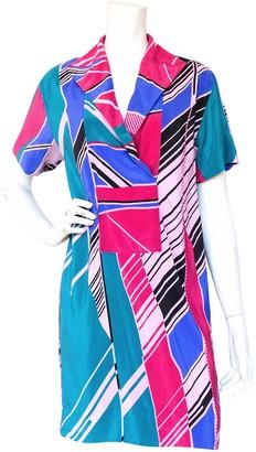 Loewe Multicolour Silk Dresses