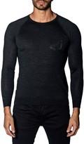 Jared Lang Trim-Fit Lightweight Sweater