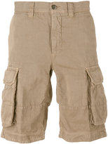 Incotex cargo shorts - men - Cotton - 32