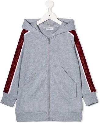 MonnaLisa Hooded Tracksuit Jacket