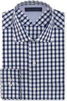 Tommy Hilfiger Dress Shirt, Bold Check Long-Sleeved Shirt