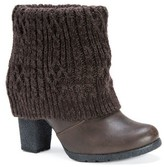 Muk Luks Women's Chris Sweater Ankle Boots