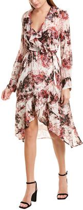 IRO Garden Wrap Dress