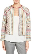 KUT from the Kloth Women's Iliana Raglan Sleeve Jacquard Jacket