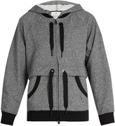 adidas by Stella McCartney Essentials hooded performance sweatshirt