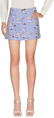 Manila Grace DENIM Mini skirts