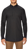 Zanerobe Solid Long Sleeve Sportshirt
