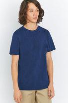 Uo Navy Crewneck T-shirt