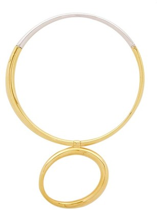 Charlotte Chesnais Koi Gold-plated Sterling-silver Necklace - Gold